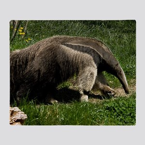(15) Giant Anteater Throw Blanket