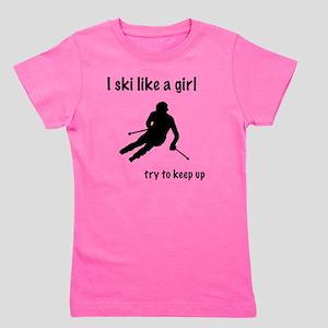 skichic Girl's Tee