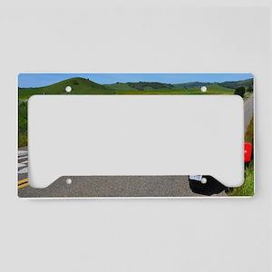 Chileno (3500-2) License Plate Holder