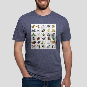 kid art Mens Tri-blend T-Shirt