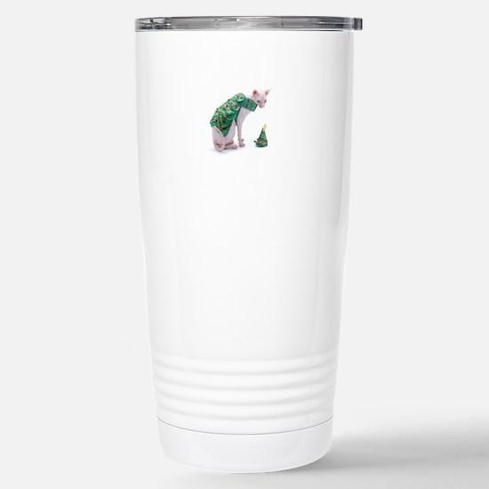 unHappy Xmas Travel Mug