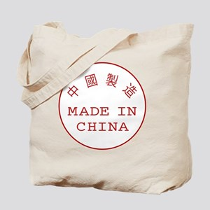 Made_in_China_CLEAR Tote Bag
