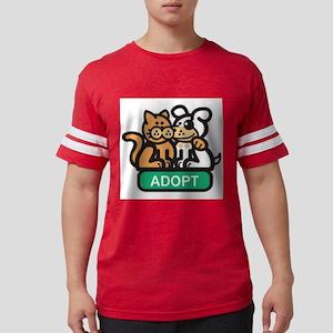adopt Mens Football Shirt
