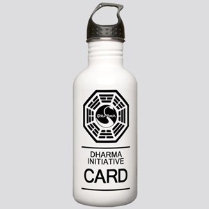 Dharma Card Stainless Water Bottle 1.0L
