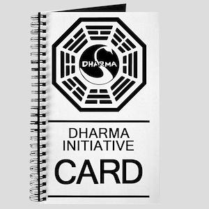 Dharma Card Journal