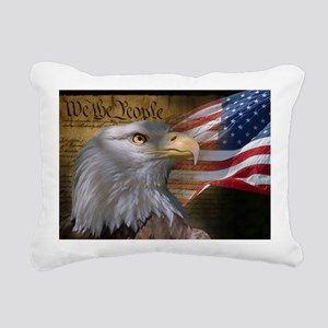 We_the_People_12inch_rec Rectangular Canvas Pillow