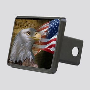 We_the_People_12inch_rect Rectangular Hitch Cover