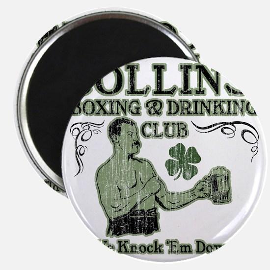 collins club Magnet