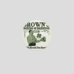 browns club Mini Button