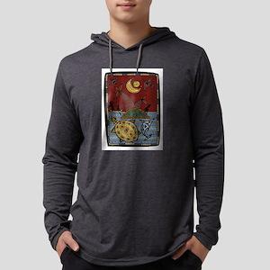 art Mens Hooded Shirt