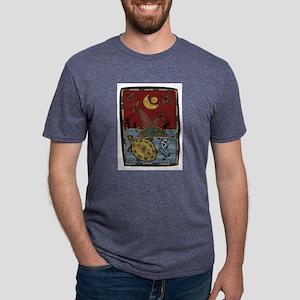 art Mens Tri-blend T-Shirt