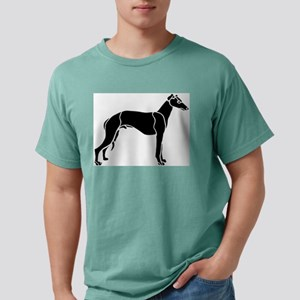 Greyhound Mens Comfort Colors Shirt