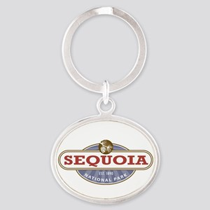 Sequoia National Park Keychains