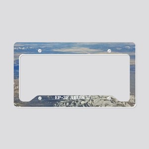 vq1 mini poster License Plate Holder