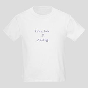 Audiology Kids T-Shirt