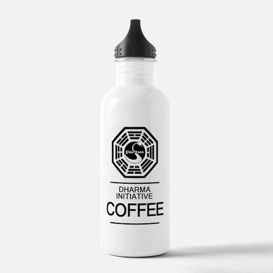 Dharma Coffee Water Bottle