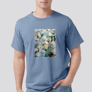 Sea glass Mens Comfort Colors Shirt