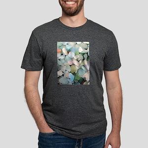 Sea glass Mens Tri-blend T-Shirt