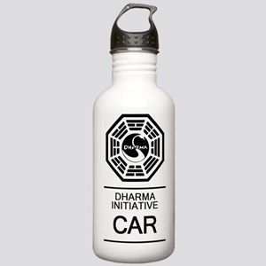 Dharma Car Stainless Water Bottle 1.0L