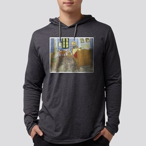 The Bedroom Mens Hooded Shirt