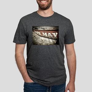 Cape May Mens Tri-blend T-Shirt