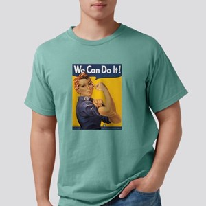 We Can Do It! Mens Comfort Colors Shirt