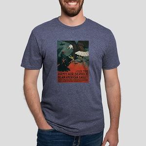 American Eagle Mens Tri-blend T-Shirt