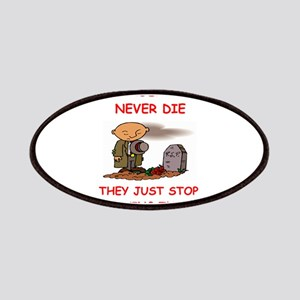 undertaker joke Patches