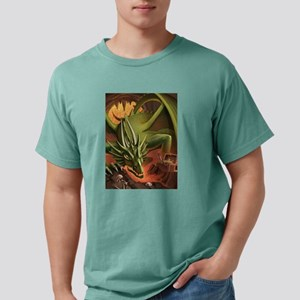 Green dragon Mens Comfort Colors Shirt