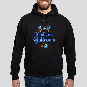 About Ballroom Hoodie (dark)