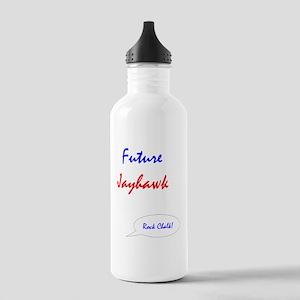 FutureJayhawk2 Stainless Water Bottle 1.0L