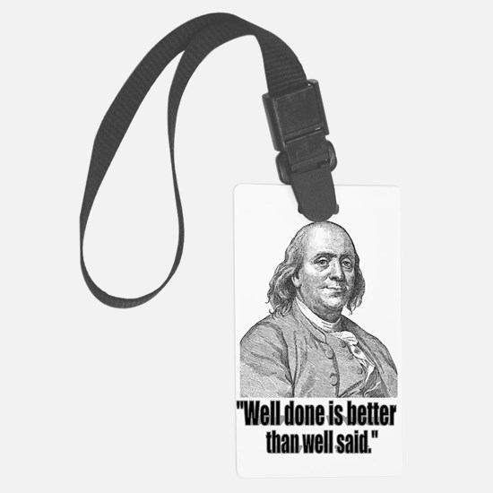 Franklin5 Luggage Tag