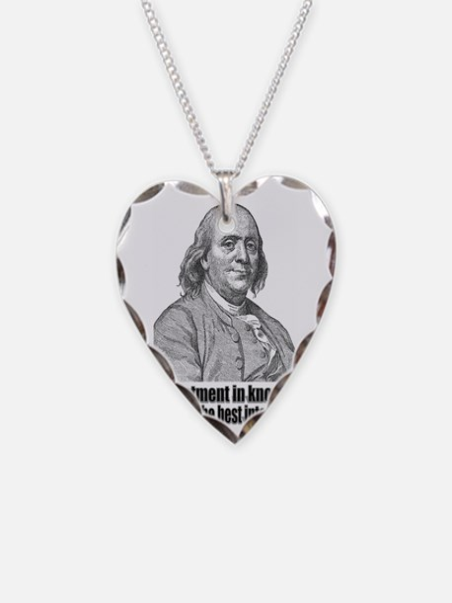 Franklin2 Necklace