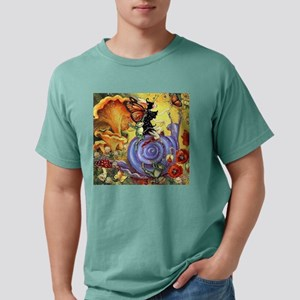 Butterfly Fairy Mens Comfort Colors Shirt