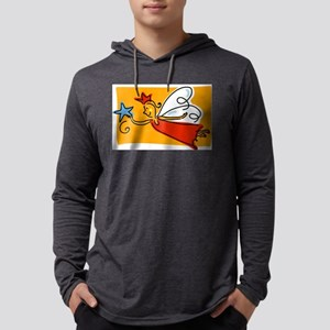 Fairy Mens Hooded Shirt