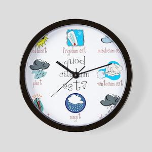 caelum Wall Clock