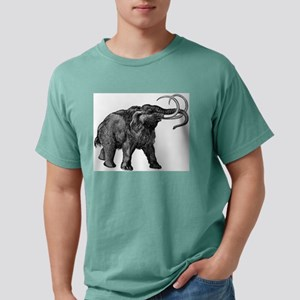 Woolly mammoth Mens Comfort Colors Shirt