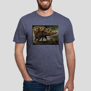 ddino020 Mens Tri-blend T-Shirt