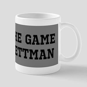 Leave The Game Alone Bettman Mugs