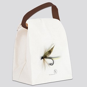 march_brown Canvas Lunch Bag