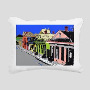 CreoleCottages1ahwtx Rectangular Canvas Pillow