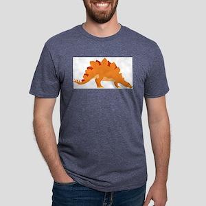 wmf_dinosaur044yy Mens Tri-blend T-Shirt