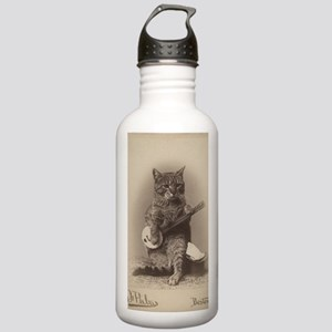 Cat_tee Stainless Water Bottle 1.0L