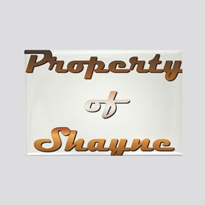 Property Of Shayne Male Magnets