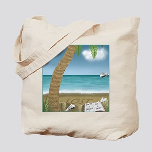 TSHIRT_LostPalmTreedesign copy Tote Bag