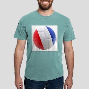 France world cup ball Mens Comfort Colors Shirt