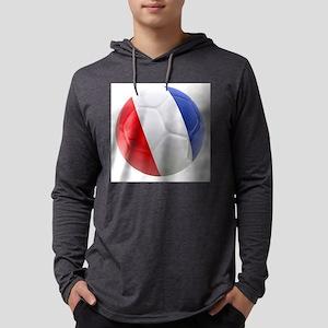 France world cup ball Mens Hooded Shirt