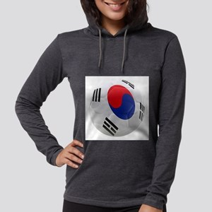 South Korea world cup Ball Womens Hooded Shirt