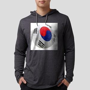 South Korea world cup Ball Mens Hooded Shirt