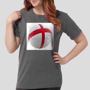 England World Cup Soccer Ball Womens Comfort Color